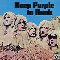 Deep Purple In Rock, Greek edition