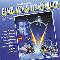 Fire Ice & Dynamite soundtrack cover