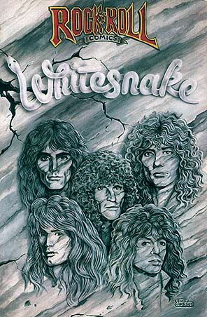 whitesnake book cover