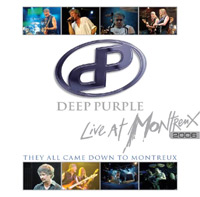 Deep Purple, Live In Montreux sleeve