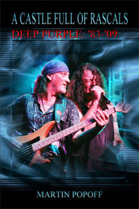 deep purple - martin popoff book