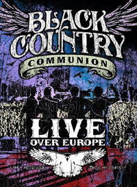 Black Country Communion DVD