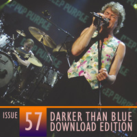 Darker Than Blue magzine download