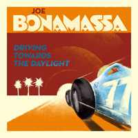 "Joe Bonamassa's new studio album ""Driving Towards The Daylight"""