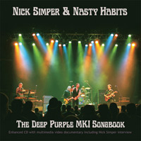 Nick Simper & Nasty Habits album cover