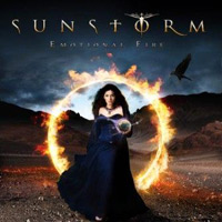 Sunstorm III album artwork