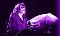 jon lord - knebworth 1985