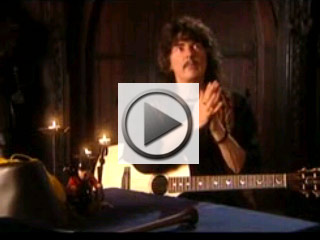 Ritchie Blackmore explains the Smoke On The Water riff